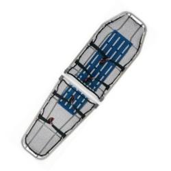 Rescue Equipment - CMC Split-Apart Litter