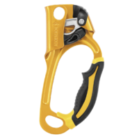 Petzl Ascension rope clamp, left handed version