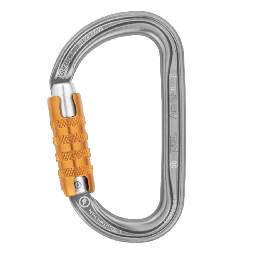 Petzl Am'D Triact-Lock