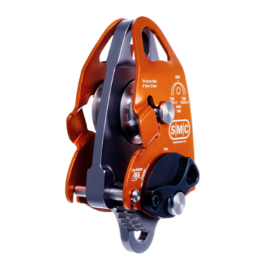 SMC Advance Tech HS pulley, sideview