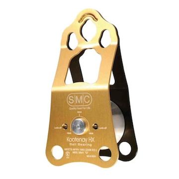 SMC Kootenay HX pulley