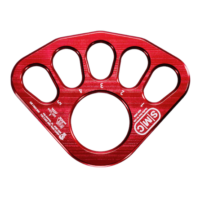 SMC Rigging Plate, red