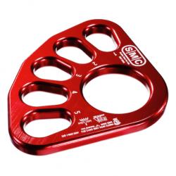 SMC Rigging Plate, red