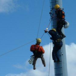Pole and Mast Rescue