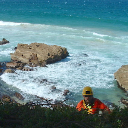 Height Safety Training for Natural Surfaces