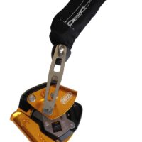 Petzl ASAP Lock with Absorbica L57 attached