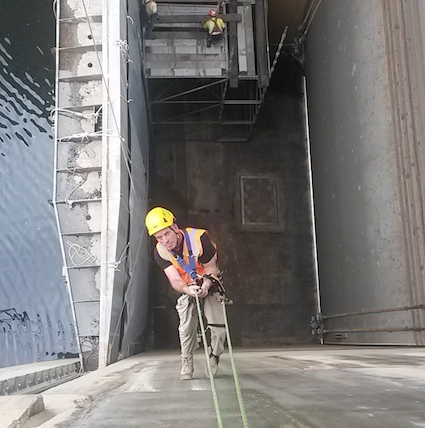 Difficult Rope Access