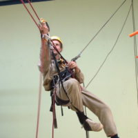 Rope Access - Technical Rope Mobility