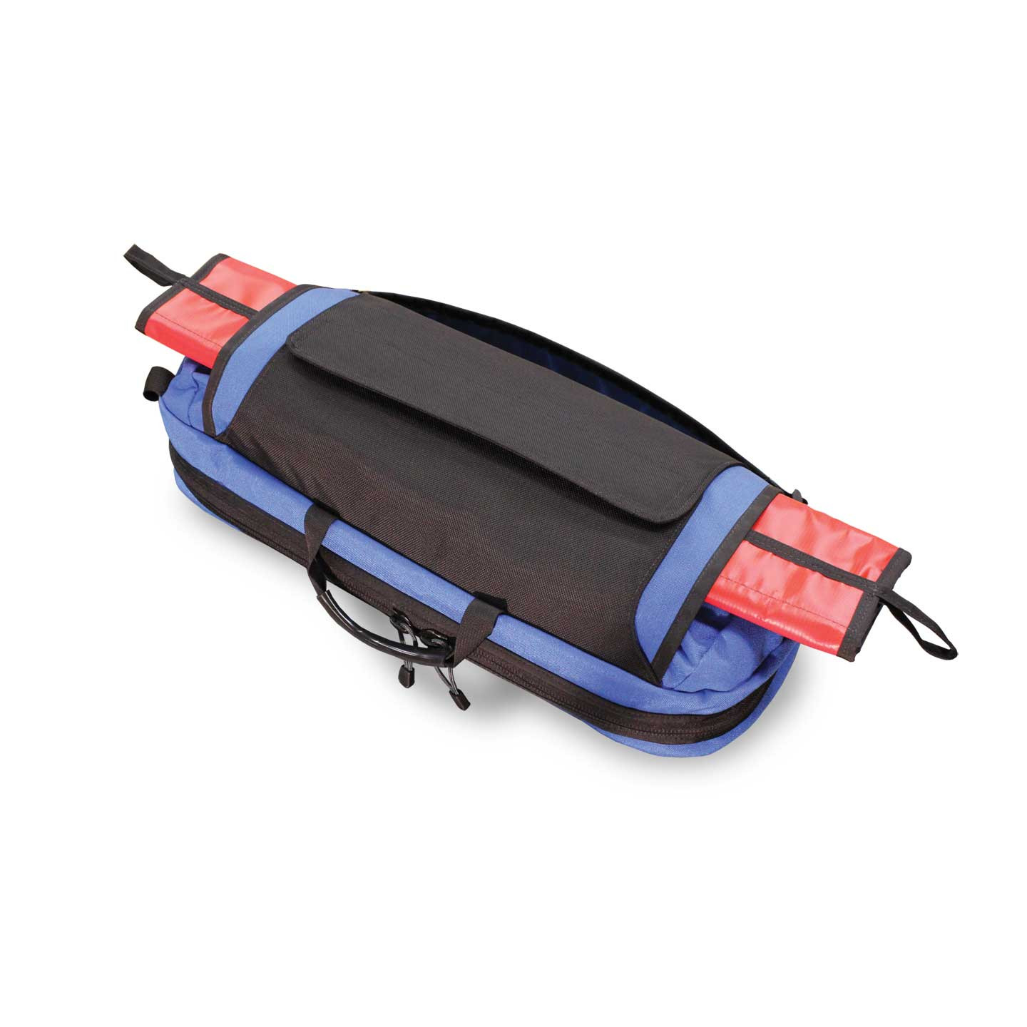Conterra Techsar Rigging Pack has a sleeve for rope guards.