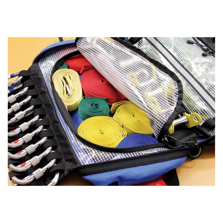 Conterra Techsar Rigging Pack, zippered pocket