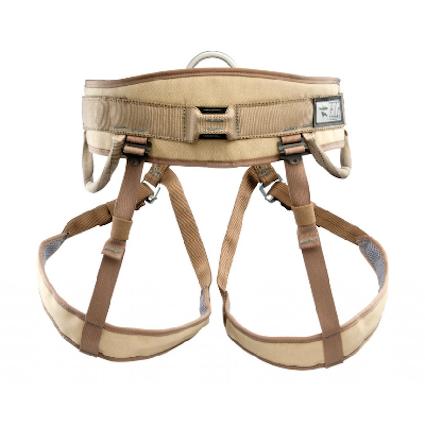 CMC Rescue Ranger Harness, Rear Views