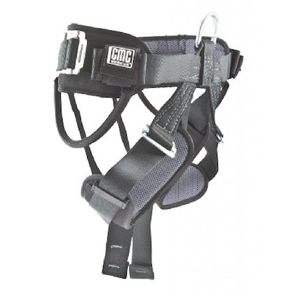 CMC Rescue Harness, Side View