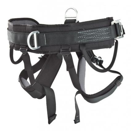 CMC Rescue Harness, Rear View
