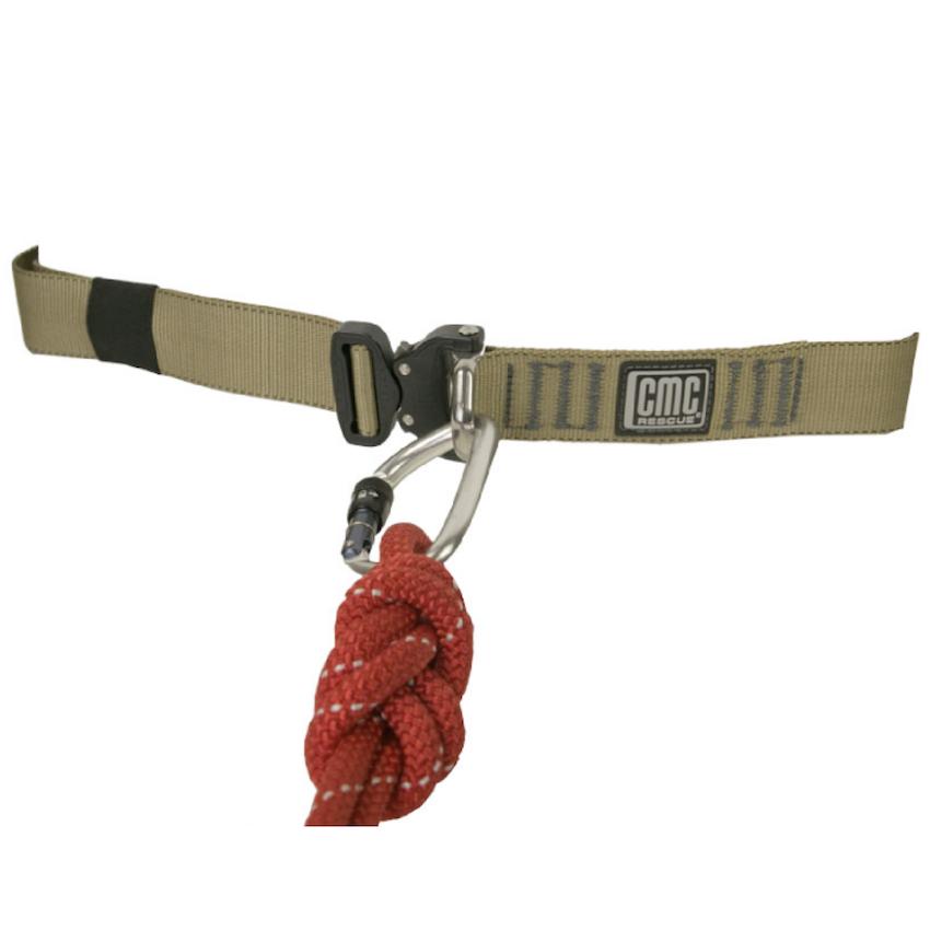 CMC Cobra-D Uniform Rappel Belt, use