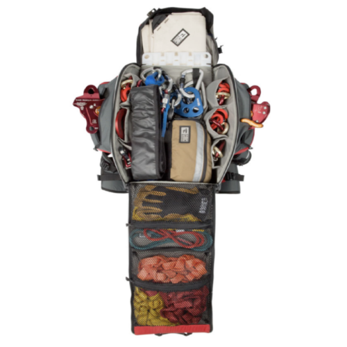 CMC RigTech Pack, Open with gear