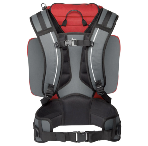 CMC RigTech Pack, rearview