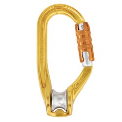 The Petzl Rollclip triact-lock version.