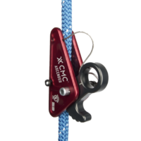 CMC Ascender on rope