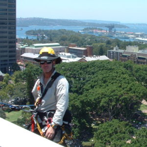 Rope Access certification through SPRAT