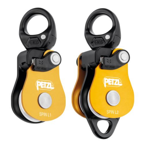 Petzl SPIN L1 & L2